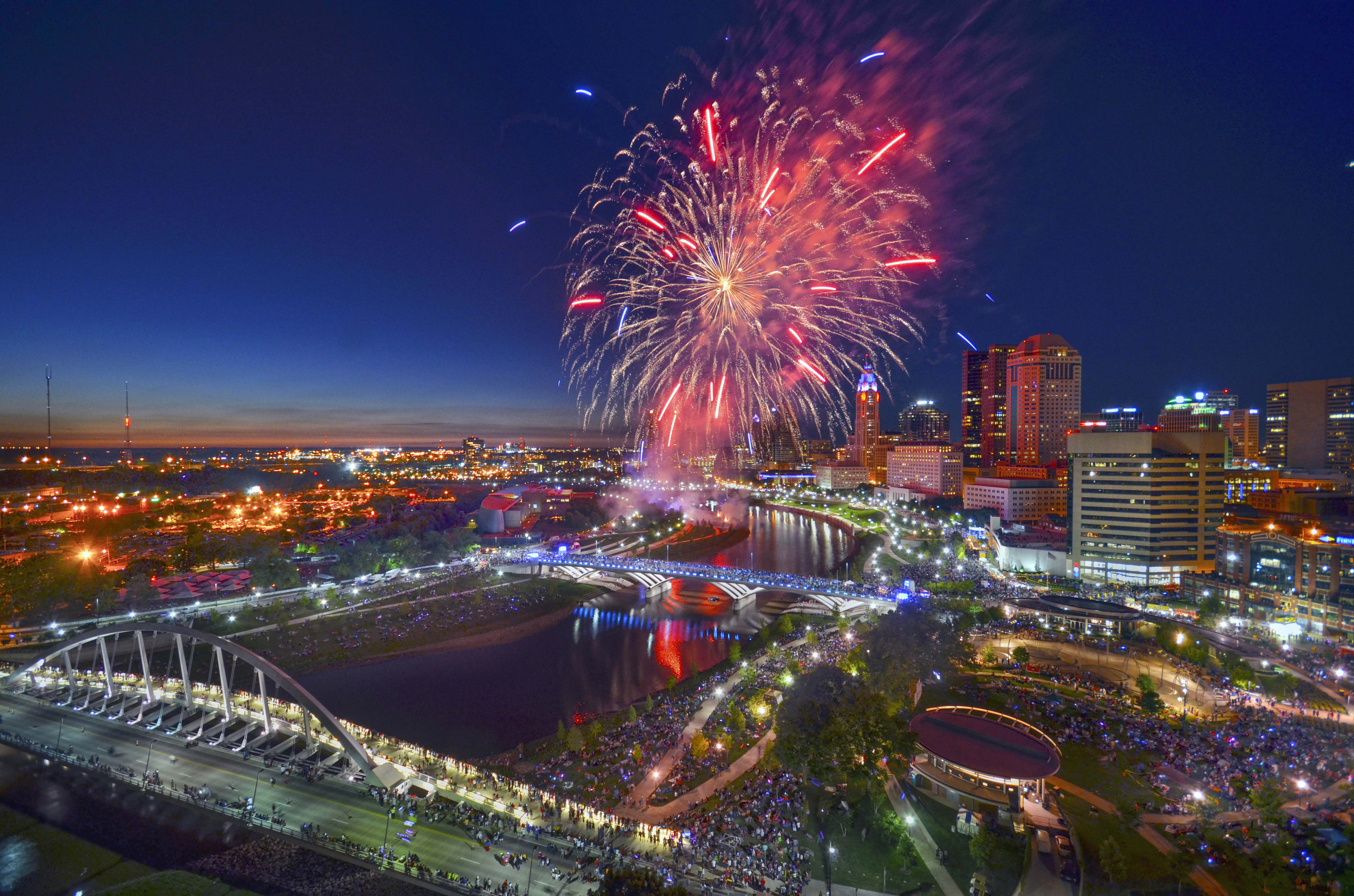 Red, White and Boom, Columbus Ohio